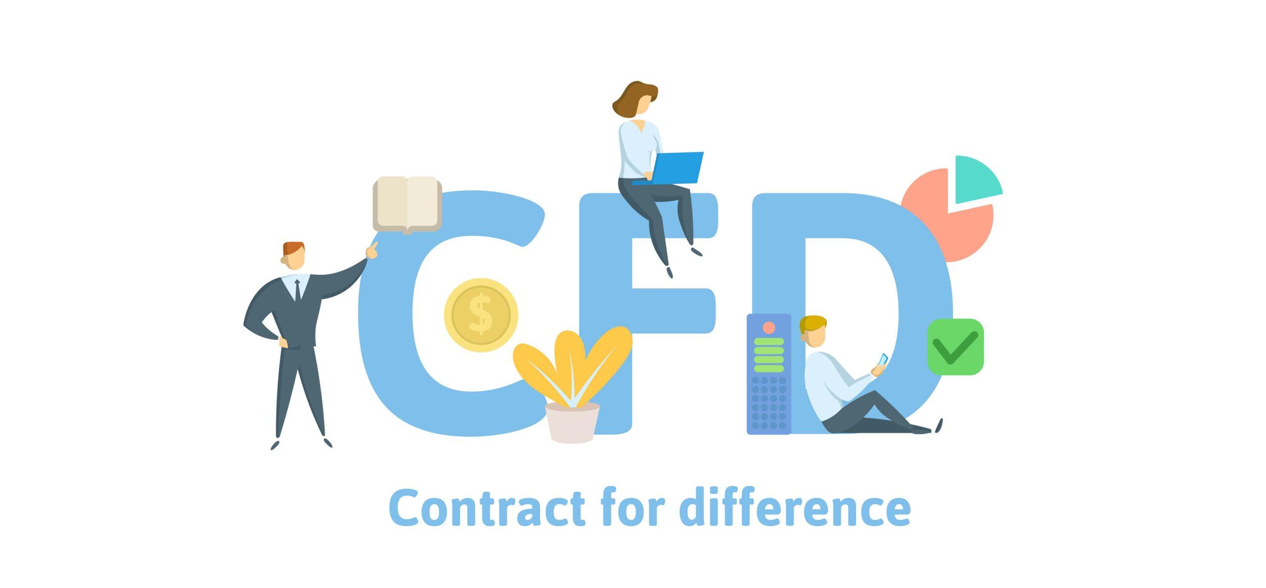 信用取引よりも高いレバレッジをかける方法!株式CFDの魅力