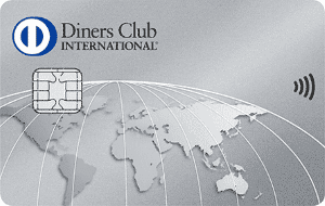 ダイナースクラブカードの券面画像