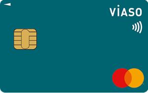 VIASOカードの券面画像